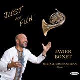 Nuevo CD, Javier Bonet. Just for Fun