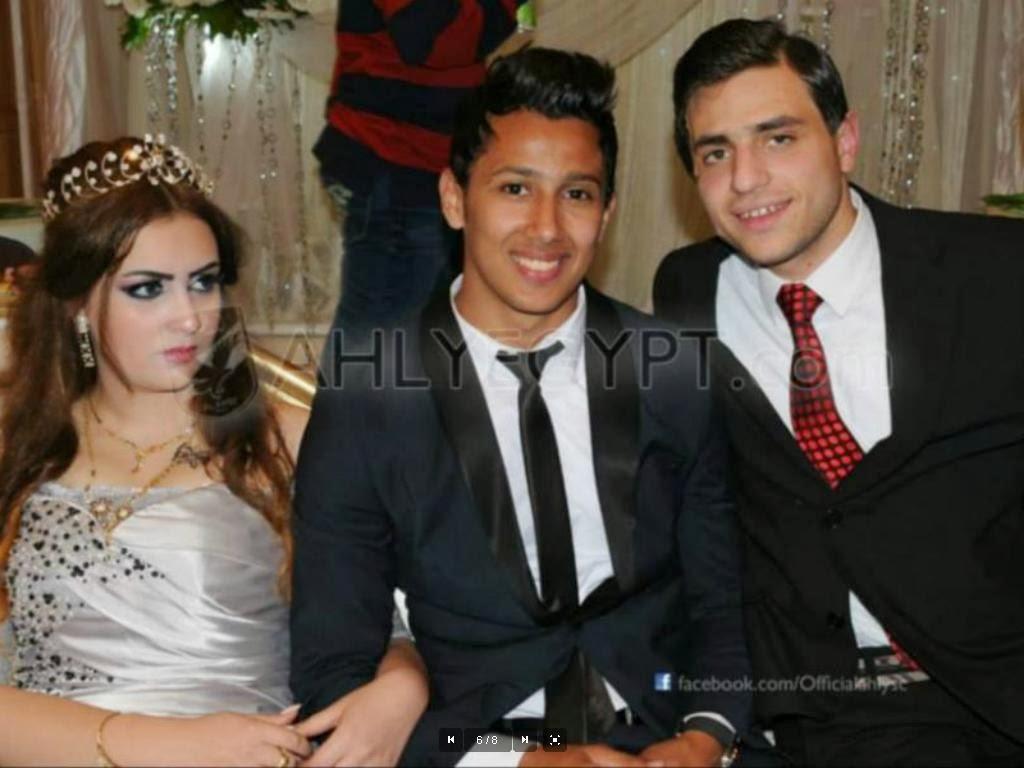 فيديو من احتفال عمرو جمال لاعب