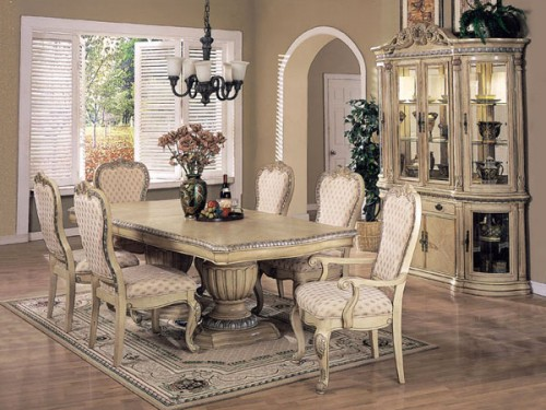 The Best Classical Dining Room Design Ever. The Best Dining Room Design at The World