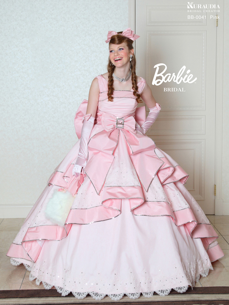 Nileey S Sphere Barbie Bridal Collection
