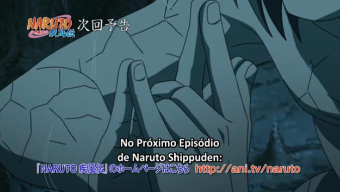 Assistir Naruto Shippuuden - Episódio 334 Online