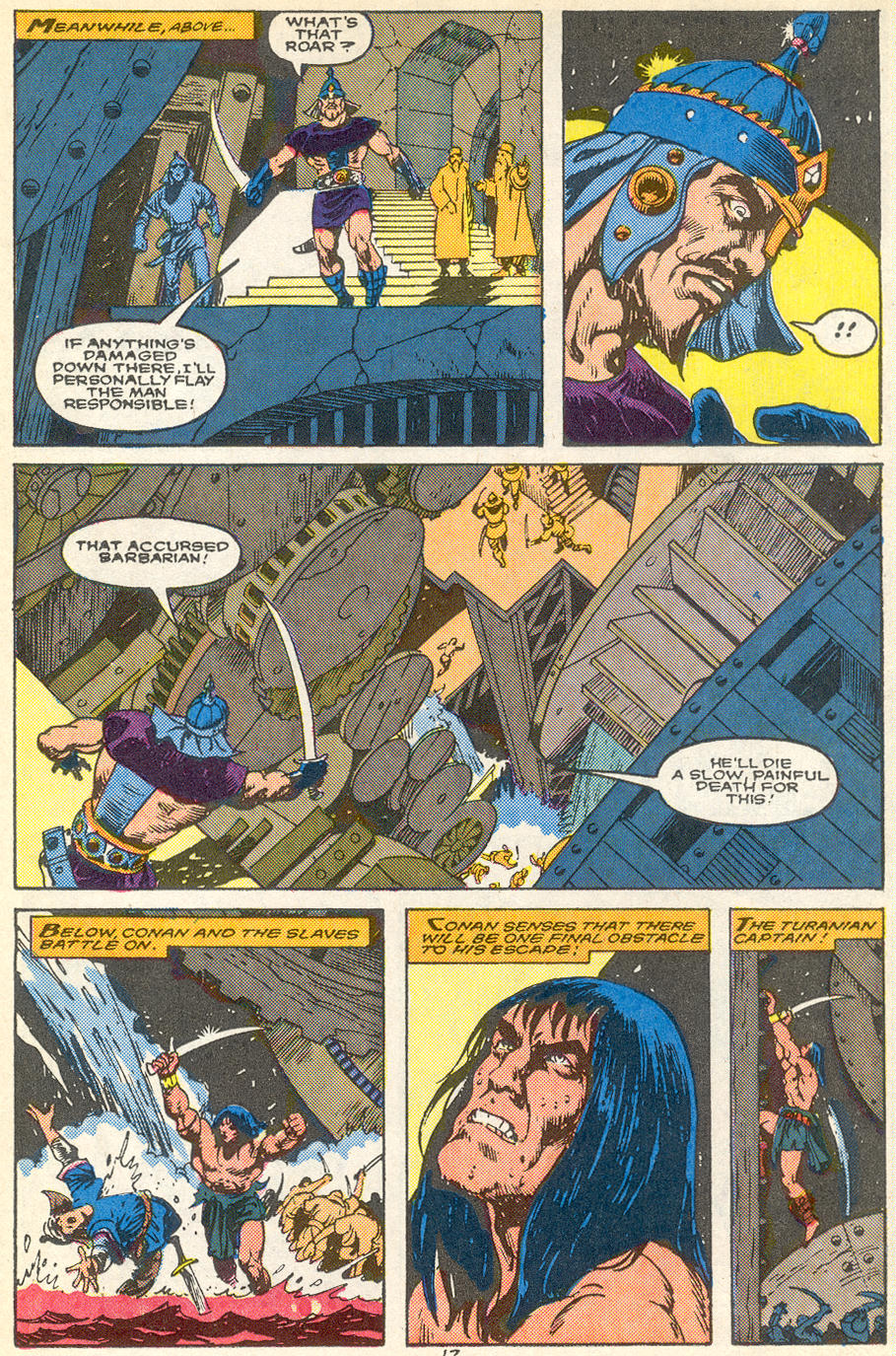Conan the Barbarian (1970) Issue #215 #227 - English 14