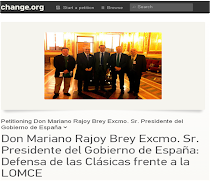 """Firma la petición de """"Defensa de las Clásicas en Change.org"""""""