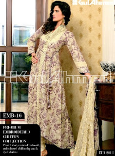 Gul Ahmed-Eid-Dresses