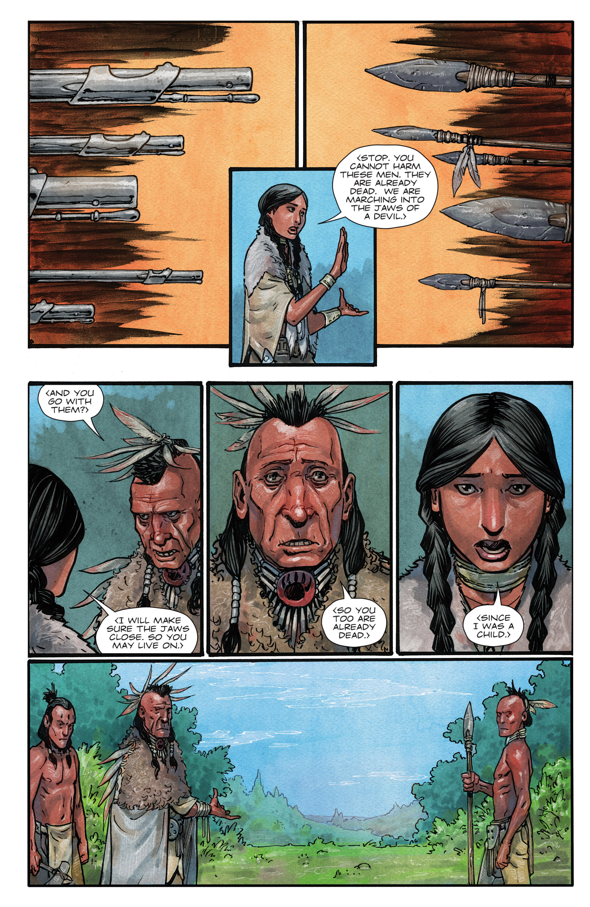 Manifest Destiny #_TPB_2 #42 - English 123