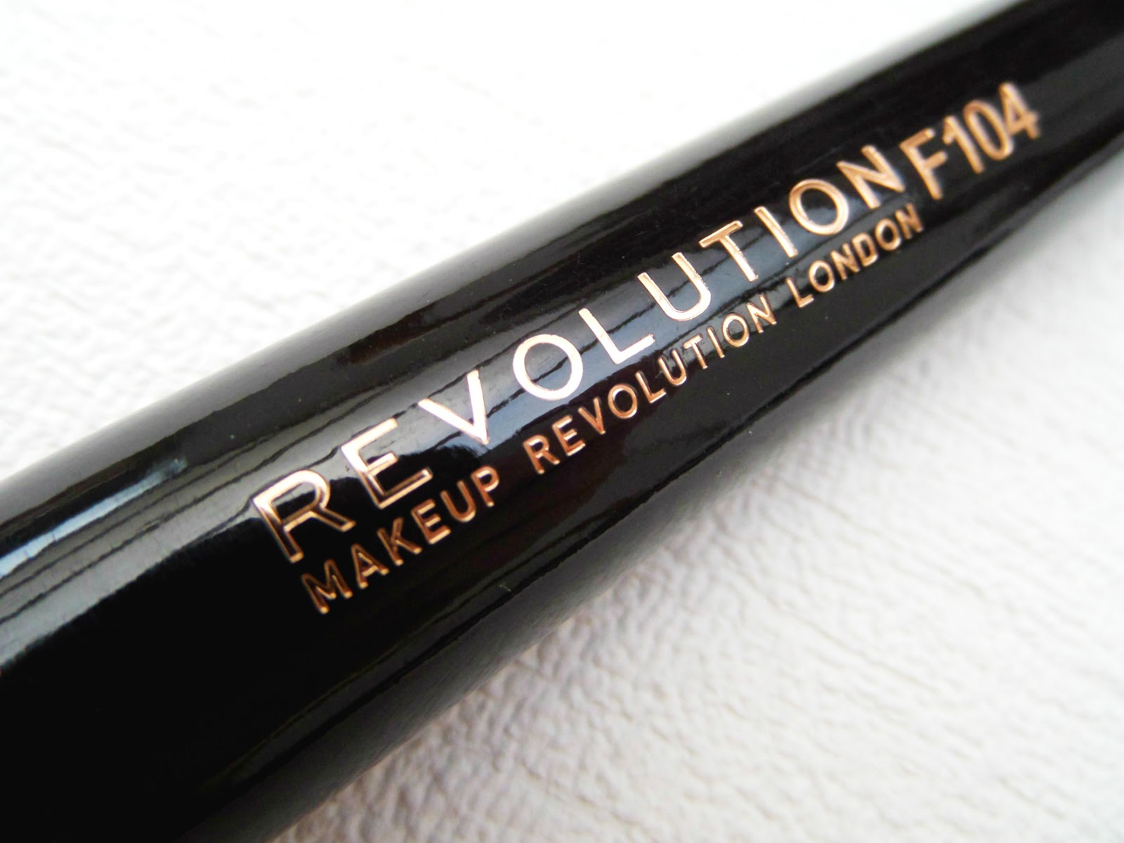 Makeup Revolution Makeup Brushes eye