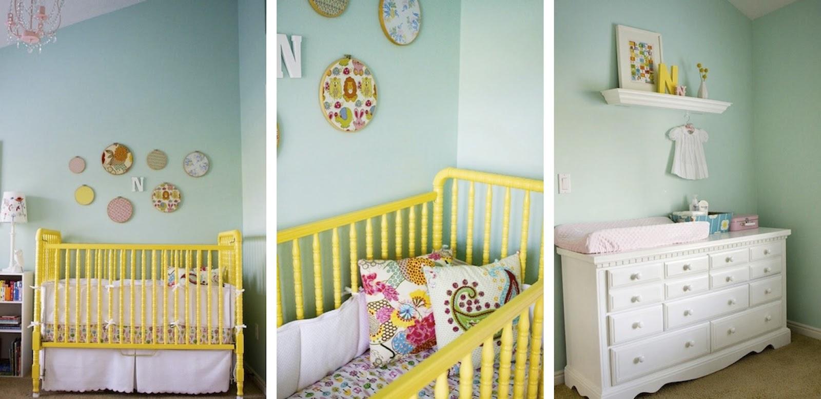 black white yellow nursery inspiration. Black Bedroom Furniture Sets. Home Design Ideas