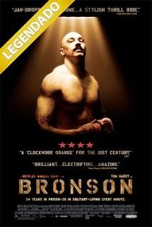 Assistir Bronson Legendado Online HD