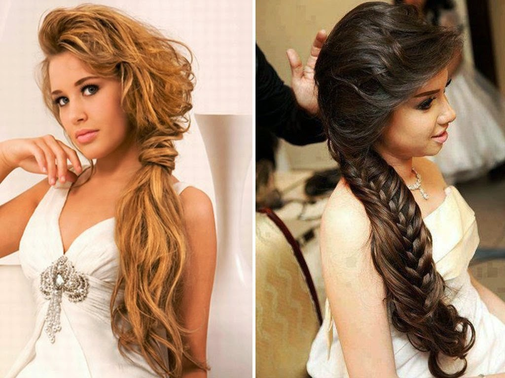 long wedding hairstyles Wedding  Gallery of updos partial updos top bridal