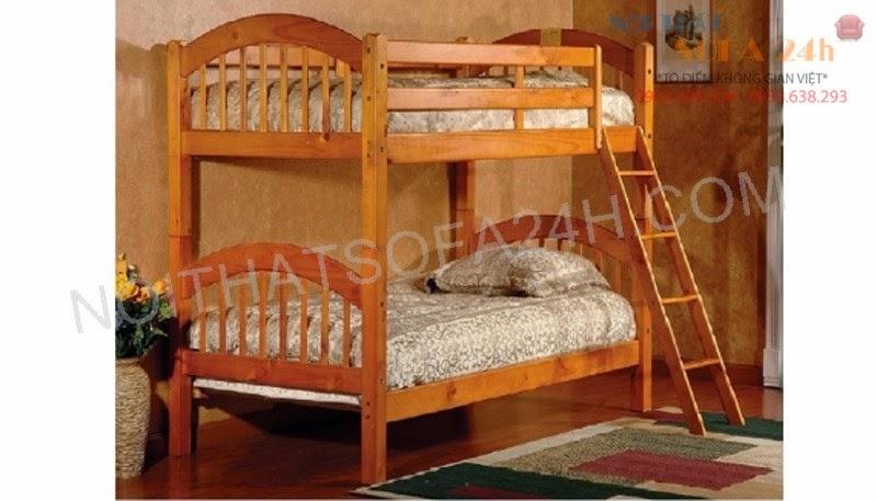 Giường tầng GT010