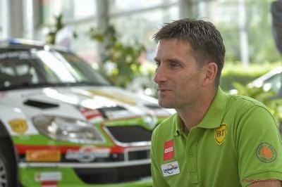 Bogdan Marisca / Skoda Fabia S2000