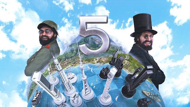 Tropico 5 HD Cover
