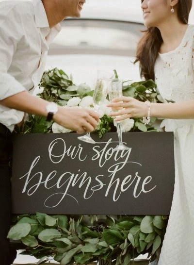 Dije que si y ahora: Casados por civil