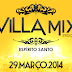Villa Mix ES 2014: Nova data!