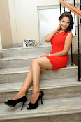 Aswini photo shoot in Red-thumbnail-17