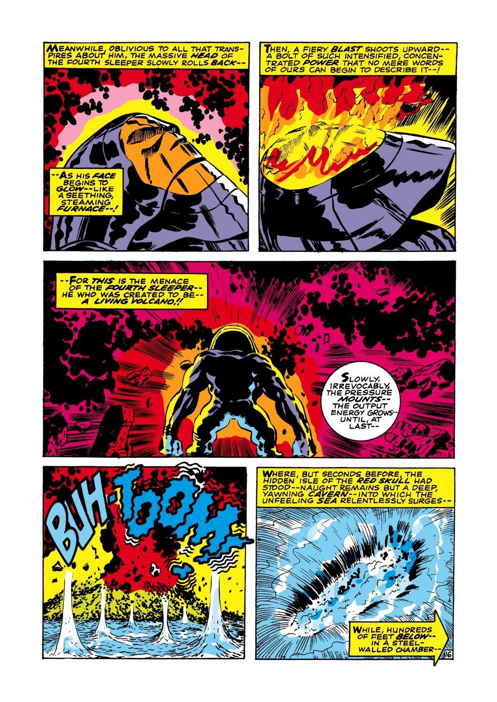 Captain America (1968) Issue #101 #15 - English 17