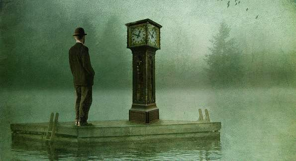 Time Is an Illusion: Past, Present, and Future All Exist Now