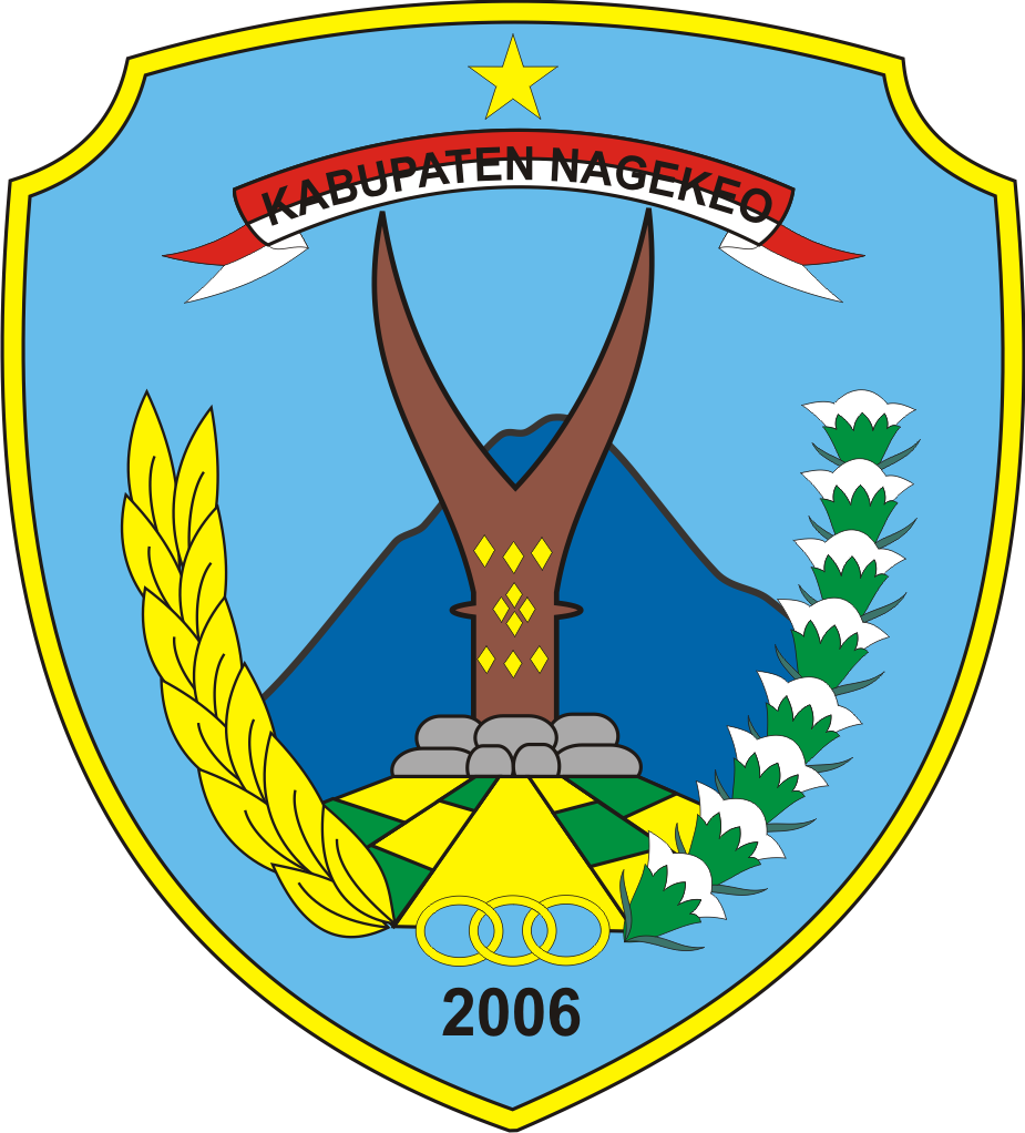 Logo Kabupaten Nagekeo Ardi La Madi S Blog