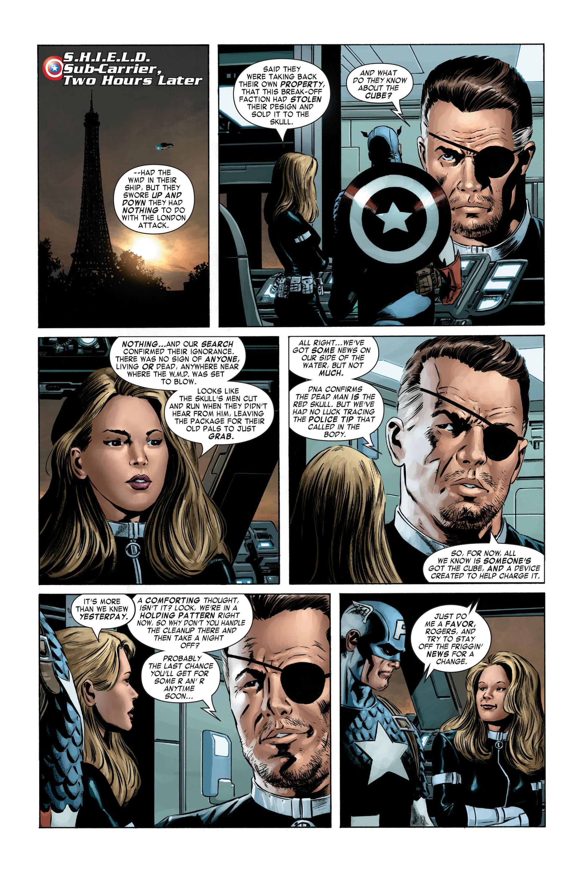 Captain America (2005) Issue #3 #3 - English 16