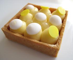 Pâtisserie Cyril Lignac - Tarte au citron