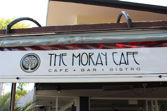 Moray Cafe Cassie Cakes Review