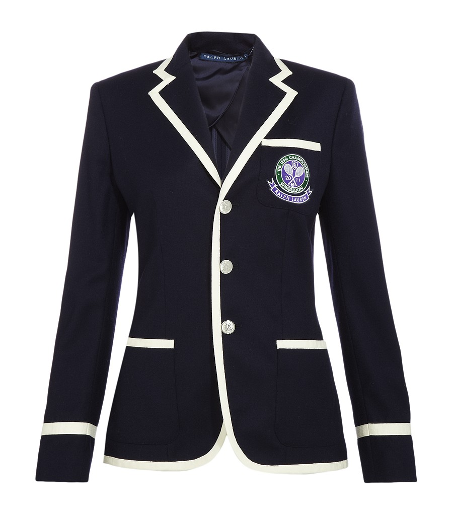 the ralph lauren wimbledon blazer costs just over 1000 cad. Black Bedroom Furniture Sets. Home Design Ideas