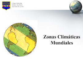 POWER POINT - ZONAS CLIMÁTICAS