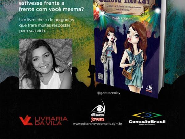 Novo Conceito e Tammy Luciano lançam Garota Replay em São Paulo