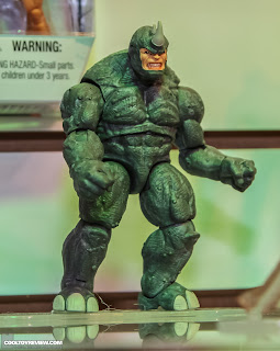 Hasbro 2013 Toy Fair Display Pictures - Marvel Universe - Rhino