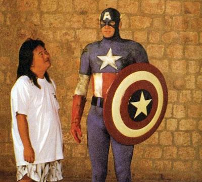 Albert Pyun, Capitán América