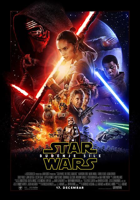 """Star Wars Buđenje sile"""