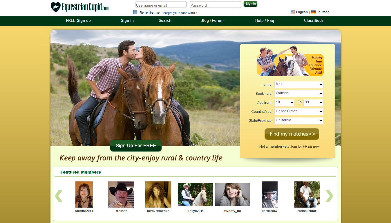 dating country sites