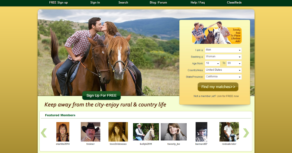 equine dating service