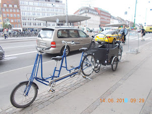 Copenhagen is a city of Cycles.