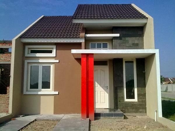 Desain rumah minimalis Sederhana Baru