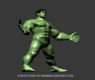Hulk 3D