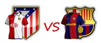 Prediksi Skor Bola Atletico Madrid vs Barcelona 27 Februari 2012