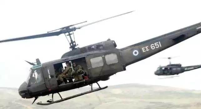 Ο ΜΕΣΑΙΩΝΑΣ ΕΠΙΣΤΡΈΦΕΙ :Ασθενής μεταφέρθηκε με ελικόπτερο από τη Χαλκιδική στη Θεσσαλονίκη επειδή δεν υπήρχε ασθενοφόρο!