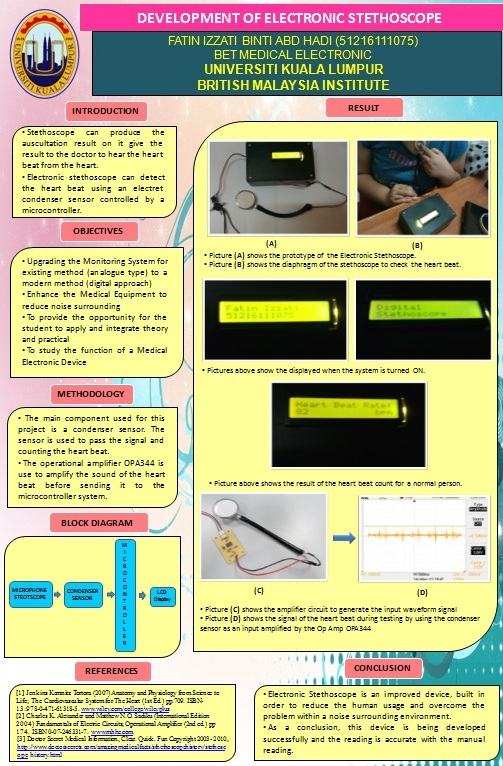 my final year project  Week 13  FYP 2