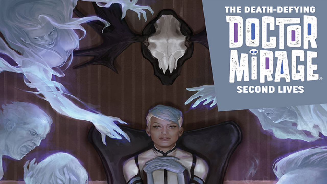 The Death-Defying Doctor Mirage: Second Lives Vol 1 1 ...