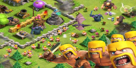 Clash of Clans Hile Android