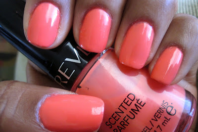 Manicure Monday – Mad About Mango