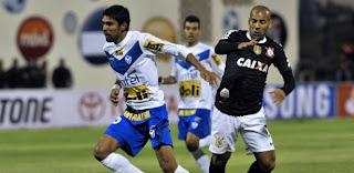Jogo fraco na estreia do time na Bolívia