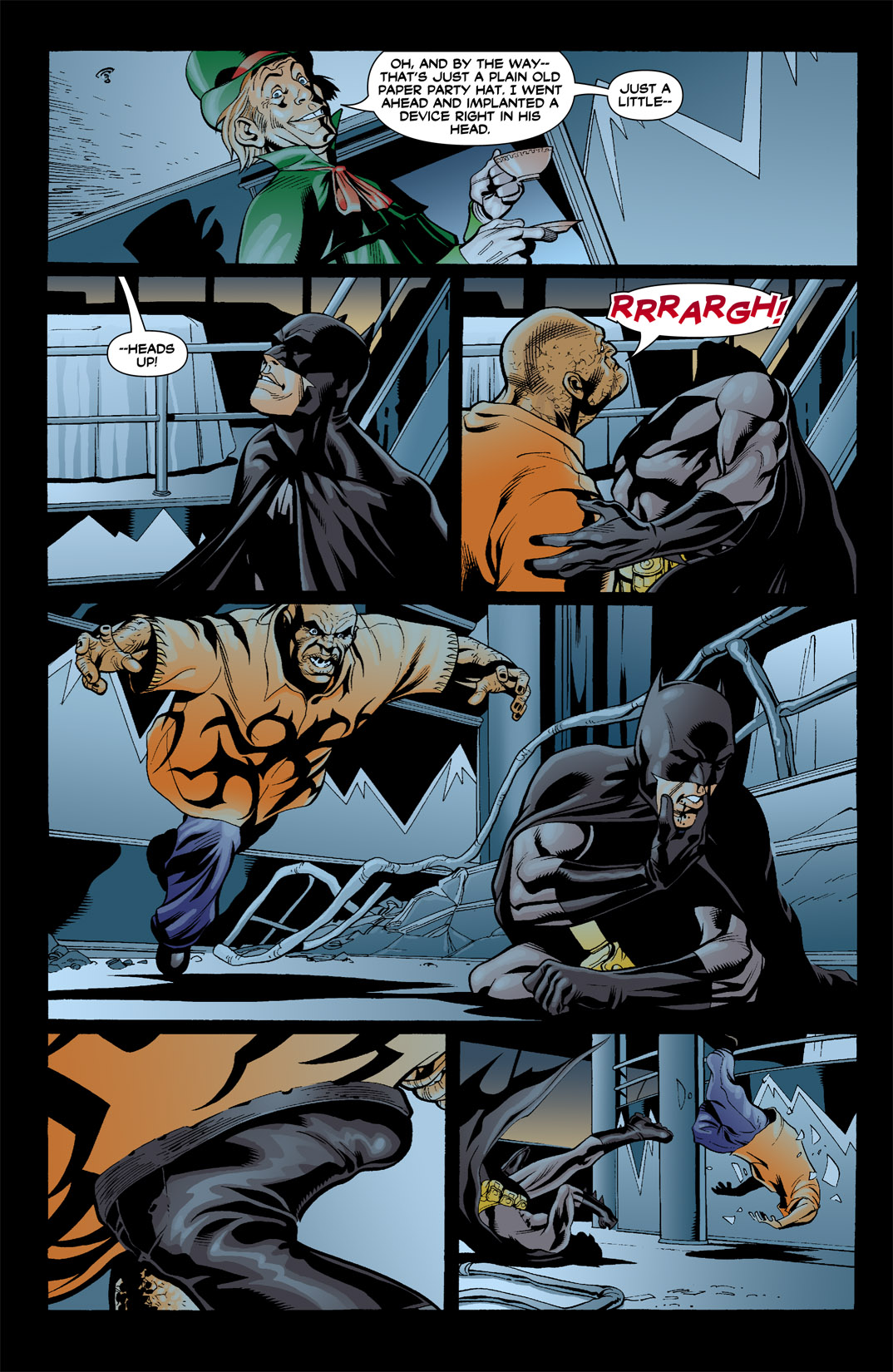 Detective Comics (1937) Issue #800 Page 23