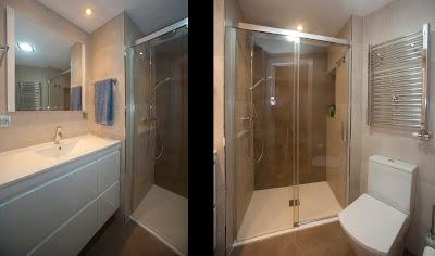 reforma baño zaragoza artebasik
