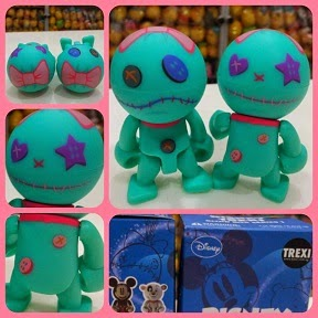 2013 Disney Trexi Blind Box Collection - Scrump
