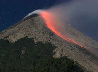 7 Gunung Terangker Di Indonesia