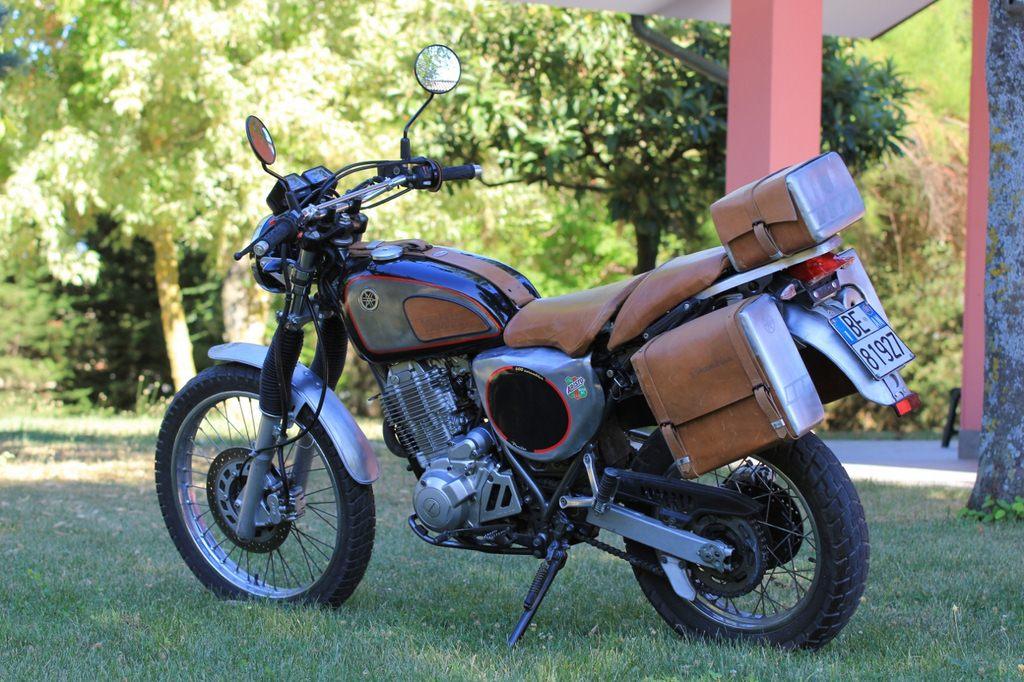 Hydro Carbonsblogspot 2002 YAMAHA XT 600
