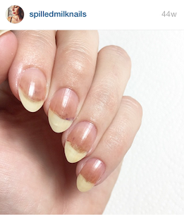 If You Go Back And Read The Posts On Spilledmilknails Account Can See She Originally Attributed Damage To Using A Lot Of Straight Acetone