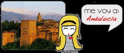 Me voy a Granada! by x_luka